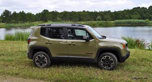 jeep renegade trailhawk lifted 2016 jeep renegade trailhawk review