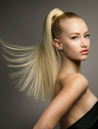 ponytail hairstyles for 20 lovely ponytail hairstyles for long hair women s fashionesia