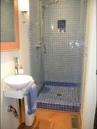 Stylish Shower Stall Small Bathroom Design With Corner Sink For - Small bathroom designs with shower stall