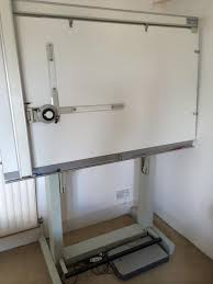 drafting table vancouver used robotron reiss perfekt drafting table in se11 london for