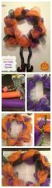 deco mesh halloween wreath tutorial just plum crazy