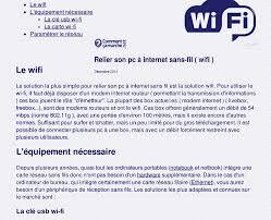 pc bureau wifi intégré résolu connexion pc bureau x pc bureau en wifi communauté orange