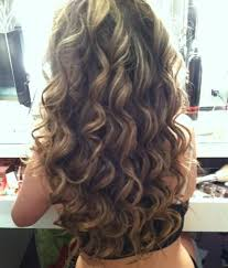 loose curl perm long hair collections of long hair permed hairstyles cute hairstyles for