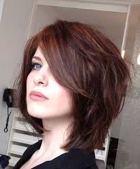 rounded layer haircuts haircuts for round chubby faces hair pinterest haircuts