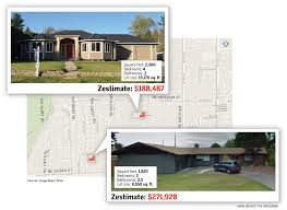 the zillow effect does a low u0027zestimate u0027 turn off homebuyers