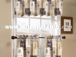 Kitchen Cafe Curtains Kitchen Cafe Curtains For Kitchen With 35 Cool Design Of Kitchen