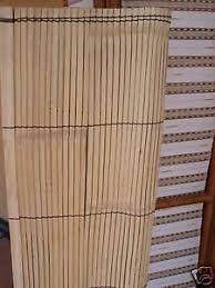 stuoia bamboo stuoia bamboo recinzione giardino pergolato per gazebo 120x300 ebay