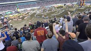 Metlife Stadium Map 4 29 17 Supercross Metlife Stadium Youtube