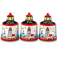 Red Kitchen Canisters - red kitchen storage jars red kitchen canister sets a listly list
