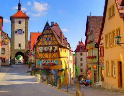 just a quaint village in germany pics