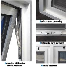 Fly Screens For Awning Windows Australian Chain Winder Awning Windows China Ropo