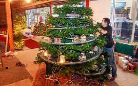 marvellous design christmas tree train plain lansdale preparing