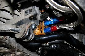 nissan 370z oil cooler 370z on uprev u2013 dyna tune
