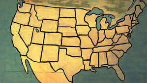 Usa Map Without Names by Usa Powerpoint Map Clipped With No Labels Maps For Powerpointcom