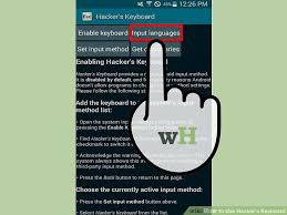 hacker keyboard apk how to use hacker s keyboard 15 steps with pictures wikihow