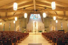 Lighting Fixtures Dallas Tx All Saints Catholic Church Project Craft Metal Products Inc