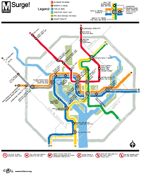 Wmata Map Metro by Mike Flugennock Political Cartoons Archive Surge