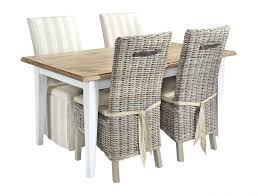 Indoor Wicker Dining Room Chairs Dining Chairs Rattan Dining Chair In Indoor Fibre Category Room