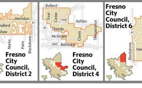 Fresno City College Map Political Novices Take On Ex Councilman In Fresno District 6 The