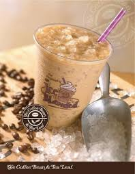 Coffee Bean Blended the coffee bean tea leaf iced latte who wear use