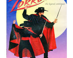 super hero costumes zorro size 5 6 children halloween