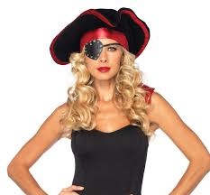 halloween costumes for women pirate studded pirate heart eye patch halloween sewing extravaganza