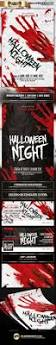 halloween party names halloween party flyer halloween night by platinumfusion