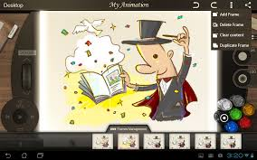 animation desk classic android apps on google play