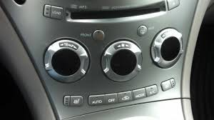 subaru tribeca 2006 interior subaru tribeca 2009 climate control problems youtube