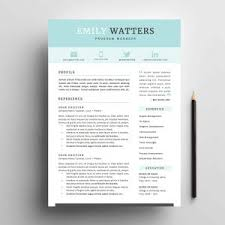 cover sheet resume sample resume cv template package for ms word u0027the wesley