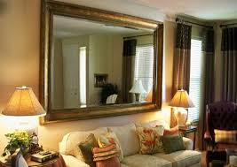 large wall mirrors beautifying each your interior space well