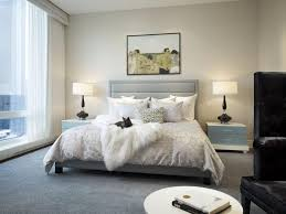 bedroom contemporary living room in brown with white accent and