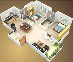 two bedroom house floor plans simple small house design hyperworks co