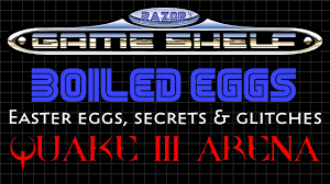 easter facts trivia boiled eggs ep 1 quake iii arena easter eggs secrets