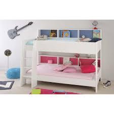 Bunk Bed White Parisot Tam Tam Bunk Bed White Jellybean Ireland