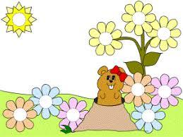groundhog u0027s bingo dauber coloring pages groundhog