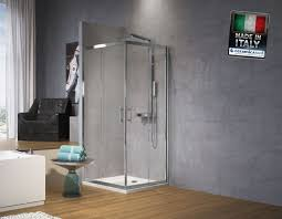 piatto doccia rettangolare 70 x 80 doccia rettangolare 120 x 80 novellini zephyrosa cristallo 6 mm