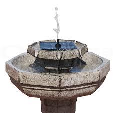 solar garden fountains sale home outdoor decoration
