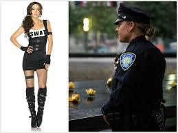 Swat Halloween Costumes 12 Women Sexier Halloween Costumes Inspire