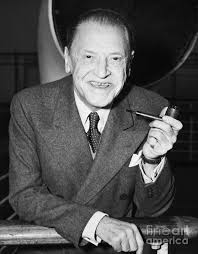 william somerset maugham photograph by granger