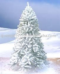 blue artificial christmas trees christmas lights decoration