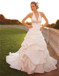 online get cheap halter style wedding gowns aliexpress com