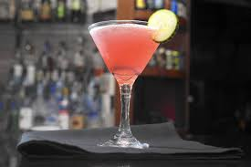 watermelon martini drink this cucumber watermelon martini at blue line lounge and