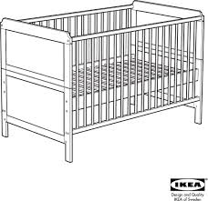 Ikea Mini Crib by Baby Crib Ikea Malaysia Little Rabbit Baby Crib Cradle Natural