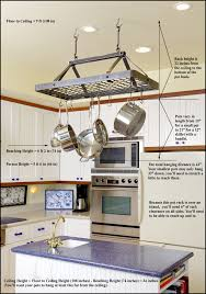hanging pots and pans google search kitchens pinterest