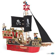 figurine pirate ship figurines pirates and corsairs