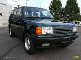2000 land rover green 1997 land rover range rover information and photos momentcar