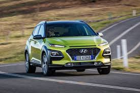 acid yellow jeep 5 things you need to know about the hyundai kona practical motoring