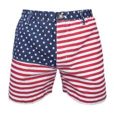 American Flag Plus Size Shorts Chubberall Chubbies Men U0027s Usa American Flag Overall Shorts