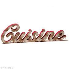 mot de cuisine objet déco cuisine idée de bricolage idées conseils et tuto